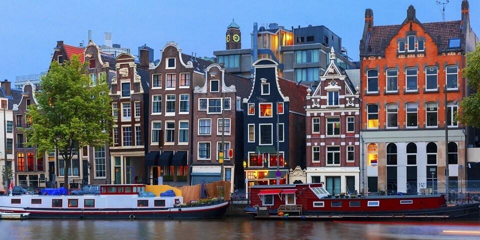 Амстердам отдых в апреле