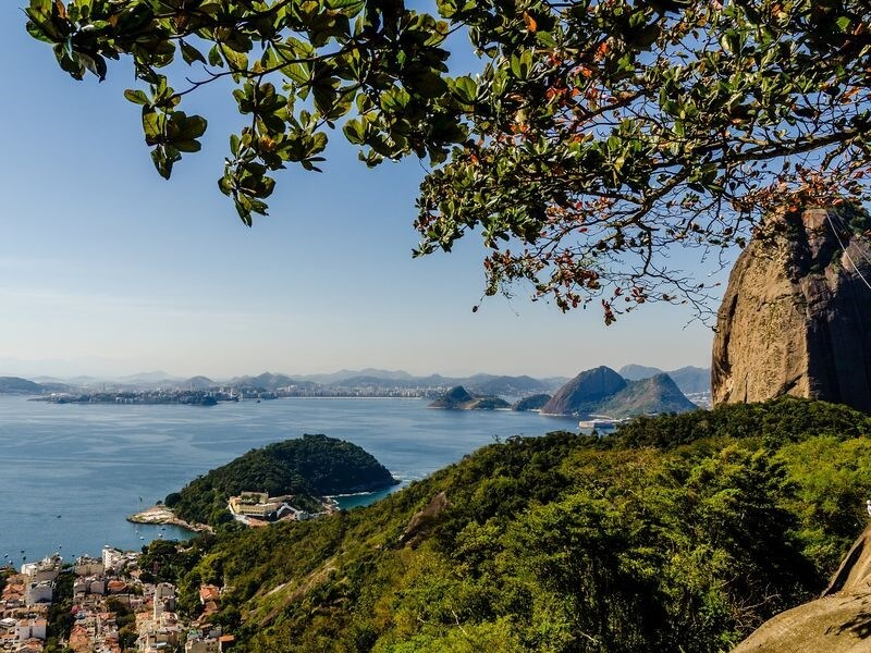 бразилия отдых в феврале