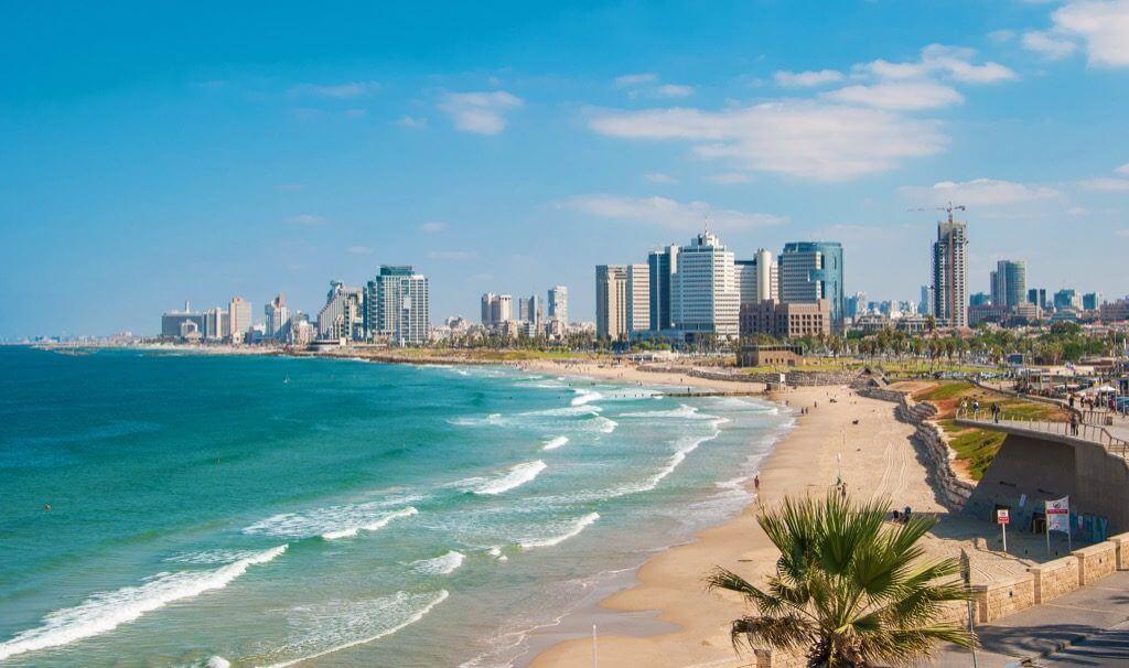 Израиль в январе
