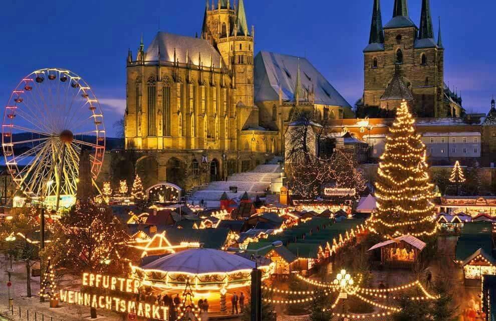 Польша зима