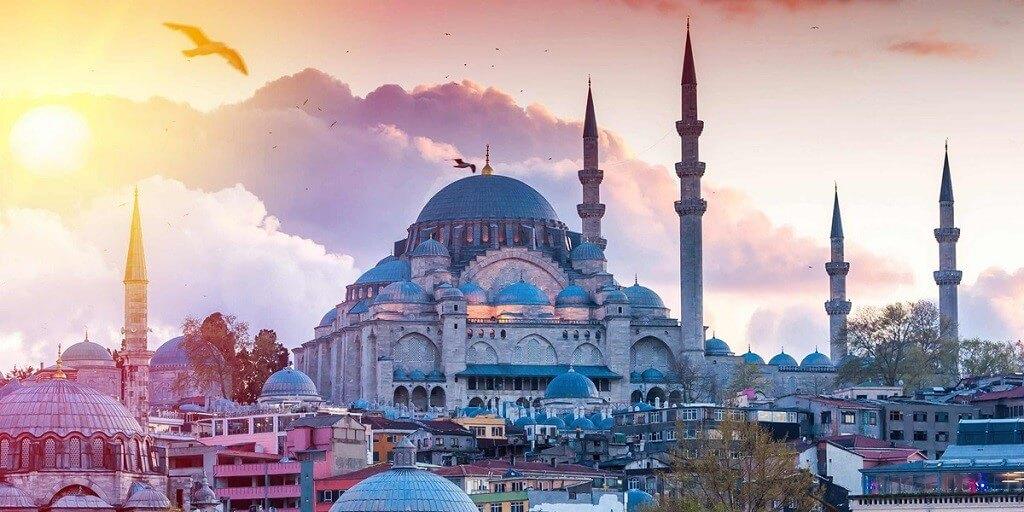Стамбул Апрель