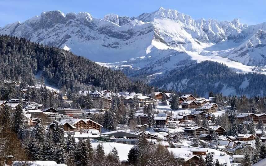 Швейцария Виллар