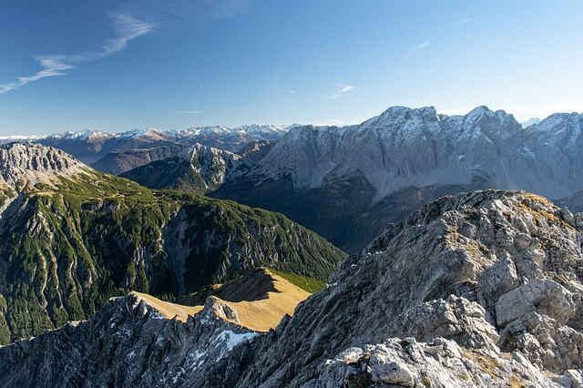 Австрия отдых в ноябре