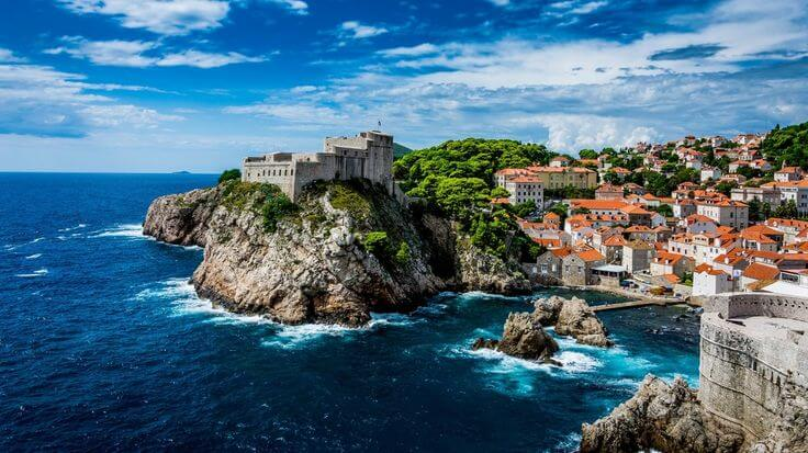 Хорватия июль