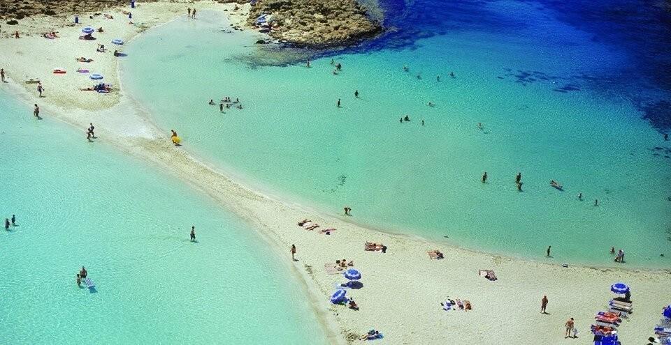 Кипр отдых летом