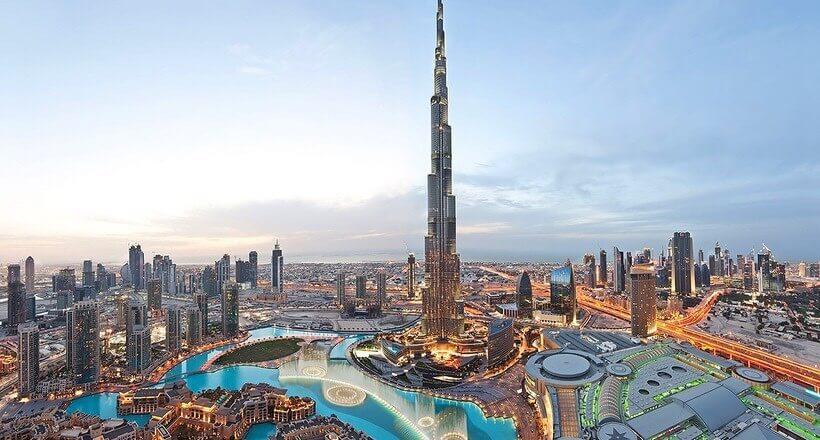 Дубаи отдых осенью
