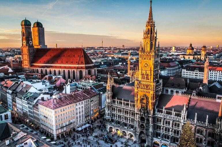 Германия туры осенью