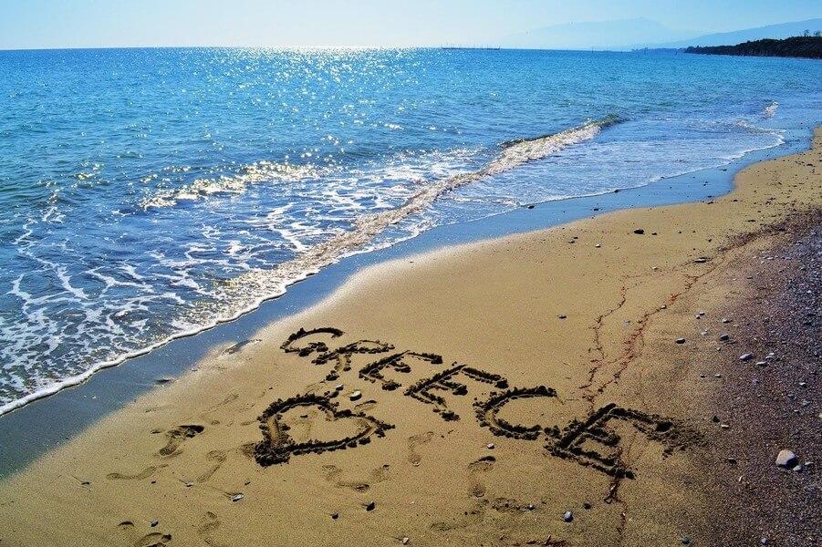 греция отдых в июле