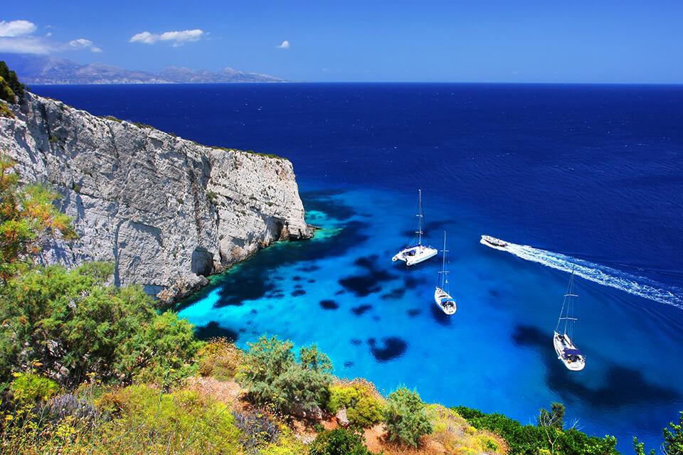 Греция отдых в мае