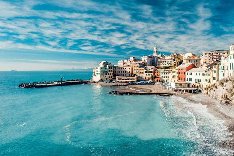 Италия июль