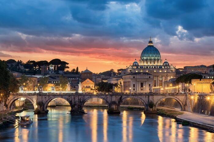 Италия отдых в мае