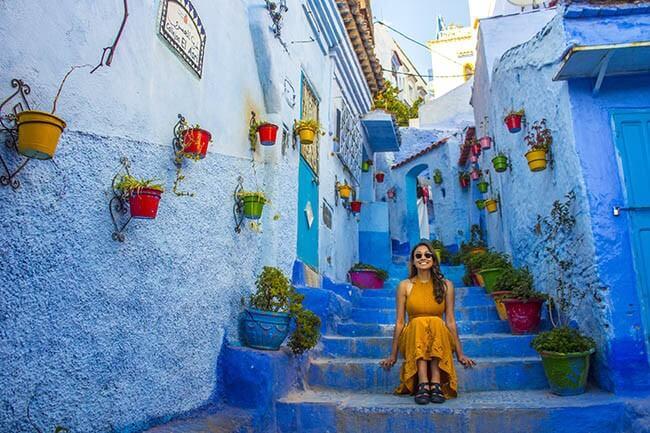 Марокко отдых в июне