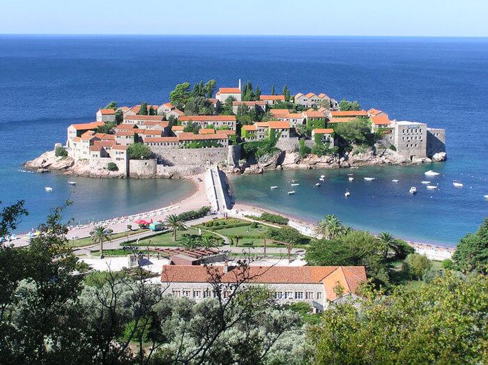 Черногория отдых летом
