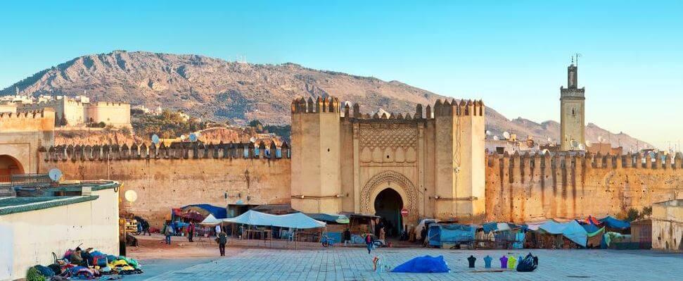 Марокко май
