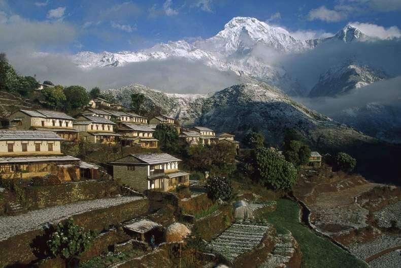 Непал отдых в мае