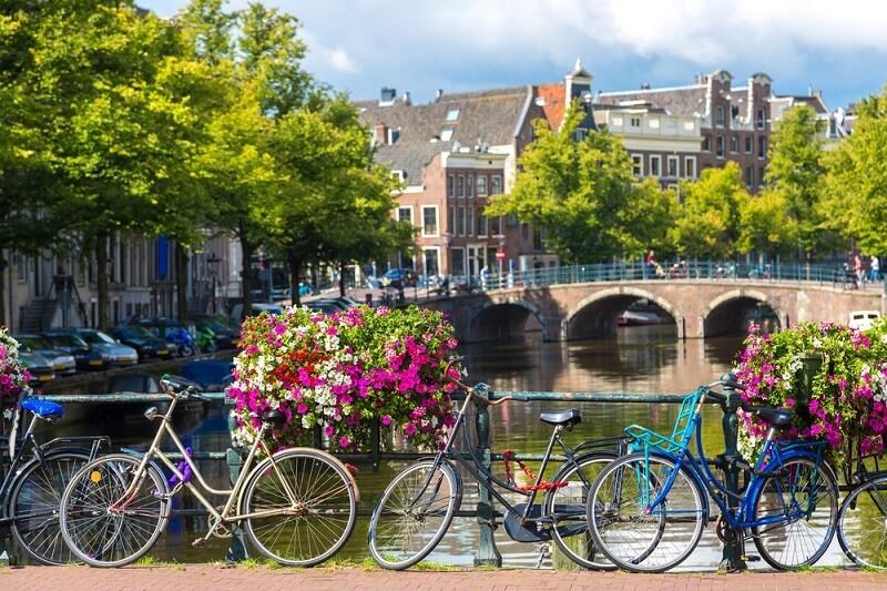 Нидерланды отдых в мае