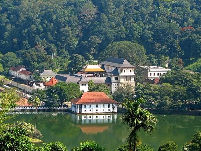 Шри Ланка отдых в августе