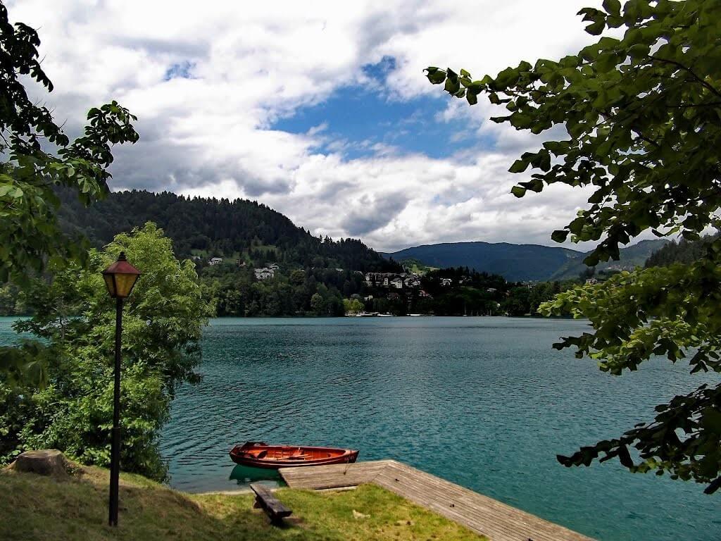 Словения отдых в августе