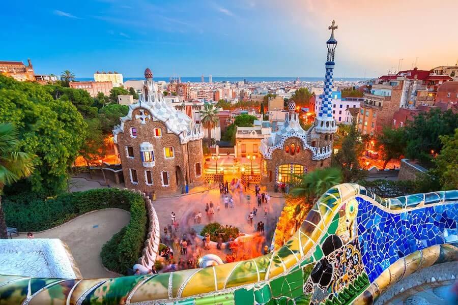 отдых в июле в испании