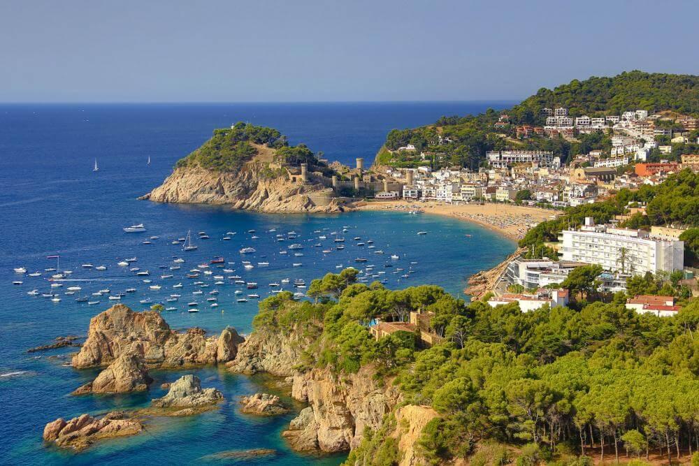 Испания отдых в мае