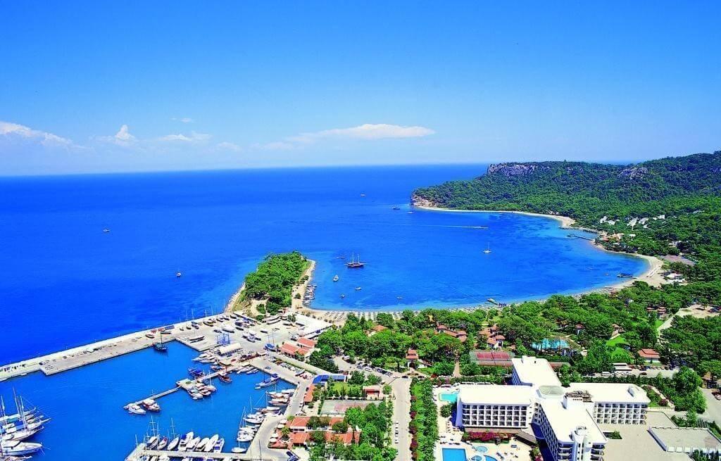 Турция отдых летом