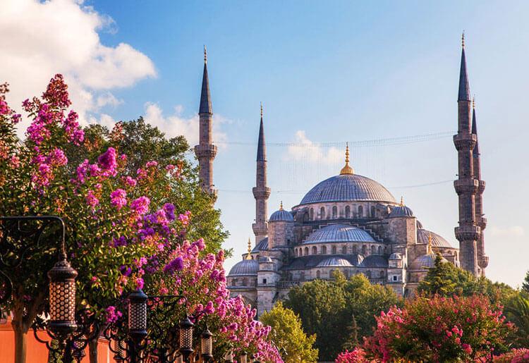 Турция отдых в мае