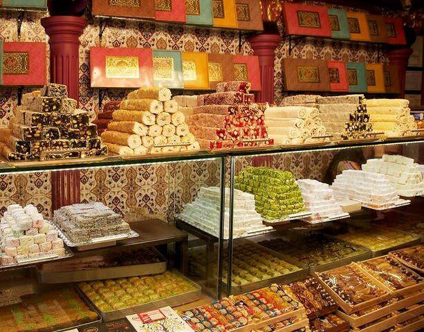 сладости Турции