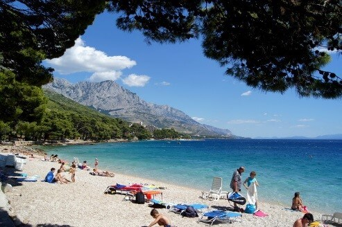отдых в Хорватии на море