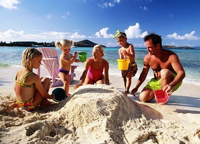 Отдых с детьми на море за границей: 6 лучших направлений 2020