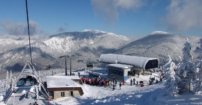 Словакия горнолыжные курорты