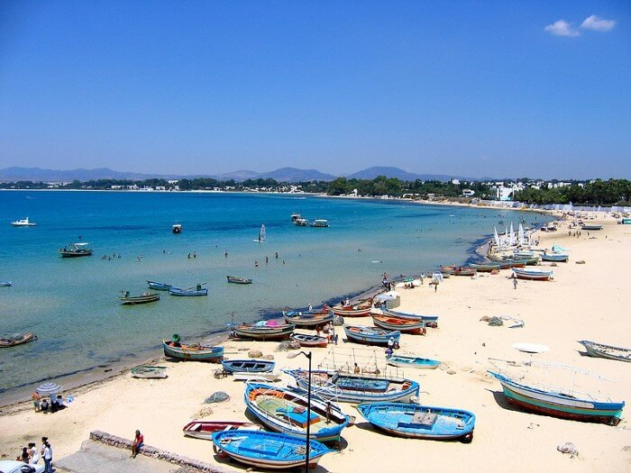 Тунис отдых на море