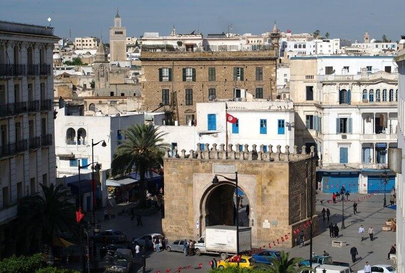 Медина Тунис