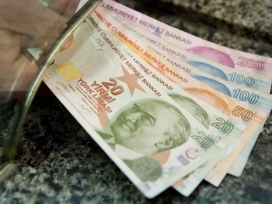 валюта в турции