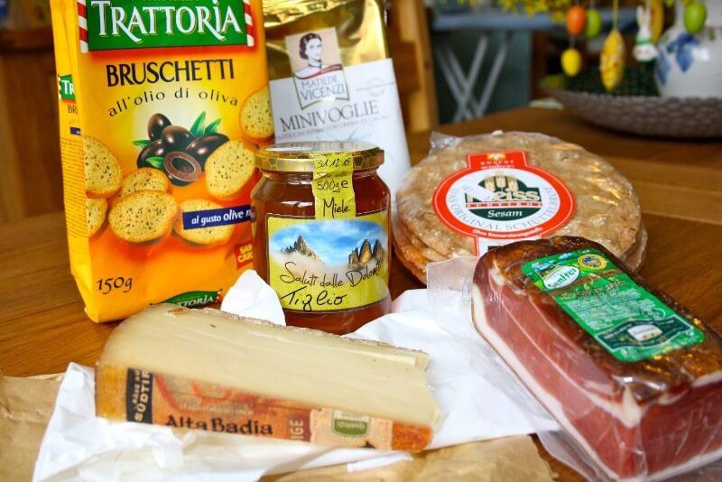 что привезти из Италии с еды