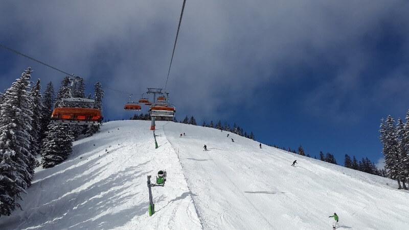горнолыжные курорты зимой Турция