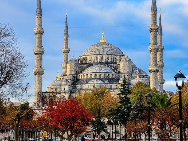 отдых в турции осенью