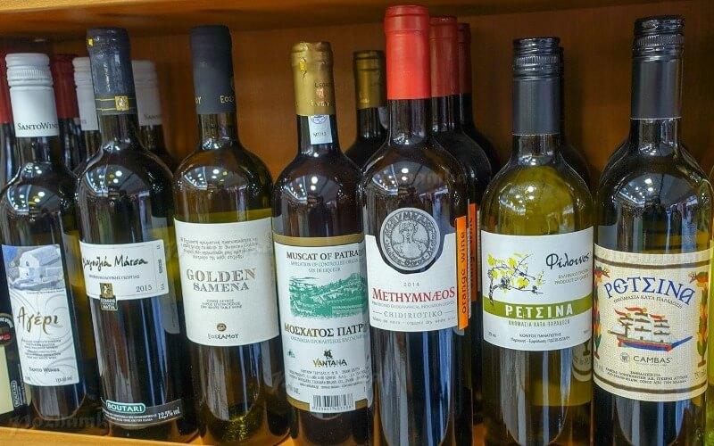 привезти вино из италии